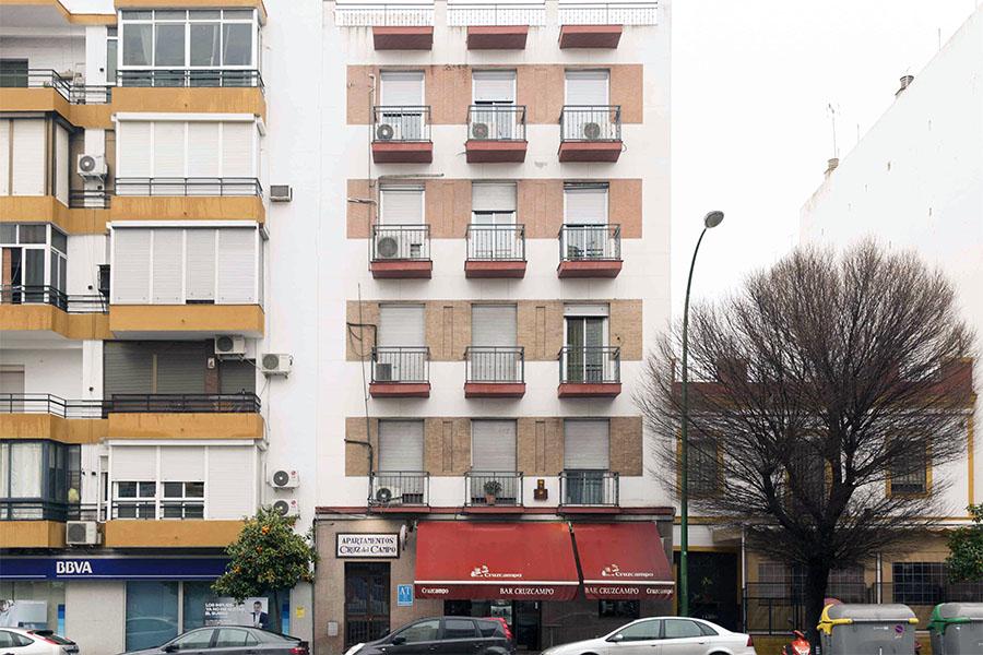 Apartamentos Cruz del Campo