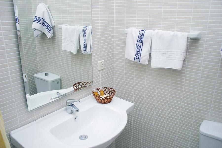 Cuarto de Baño Apartamentos Cruzcampo