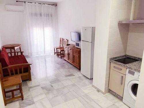 Alquiler de apartamentos turísticos en Sevilla Nervión Cruzcampo